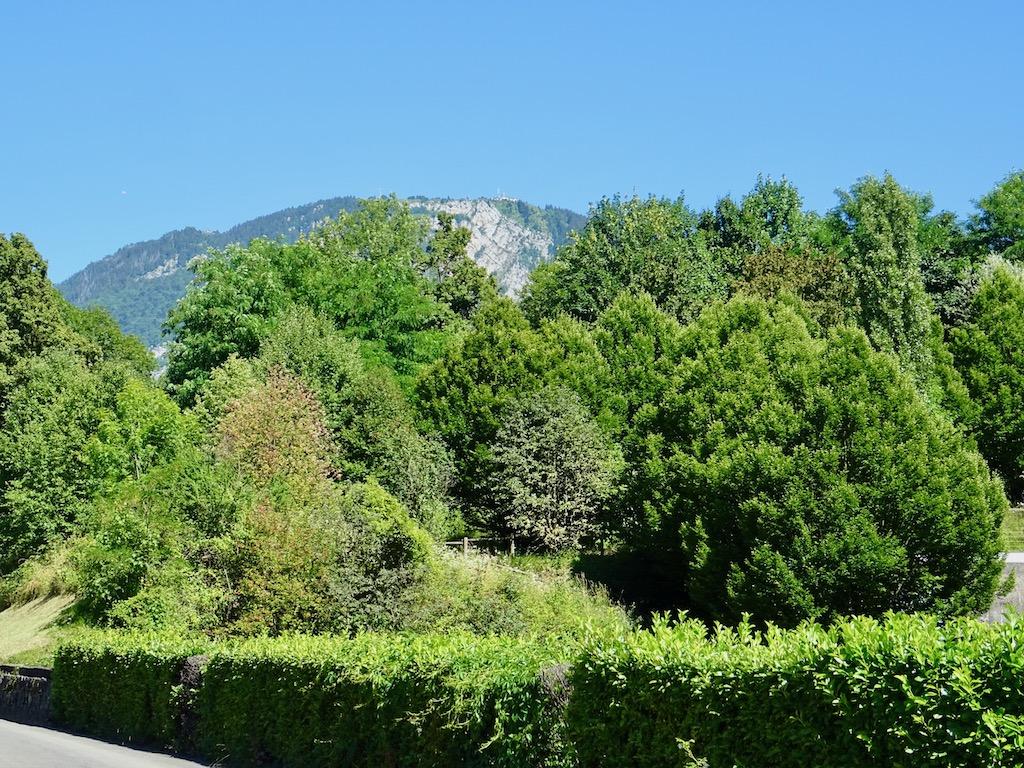 France Aix les Bains Mount Revard