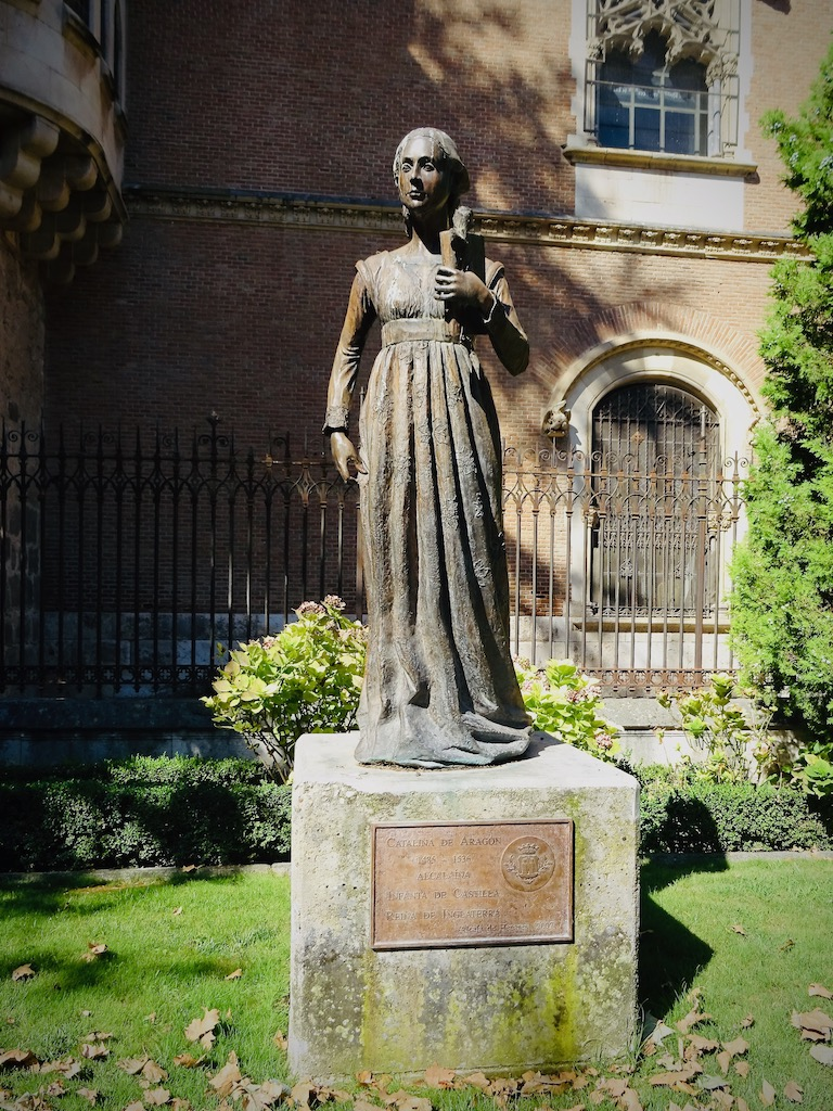 Alcala de Henares Catherine d aragon