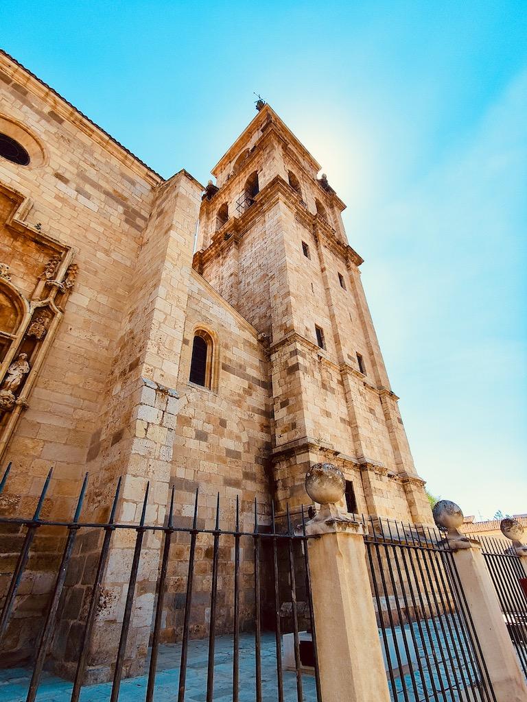 Alcala de Henares Catedral Magistral
