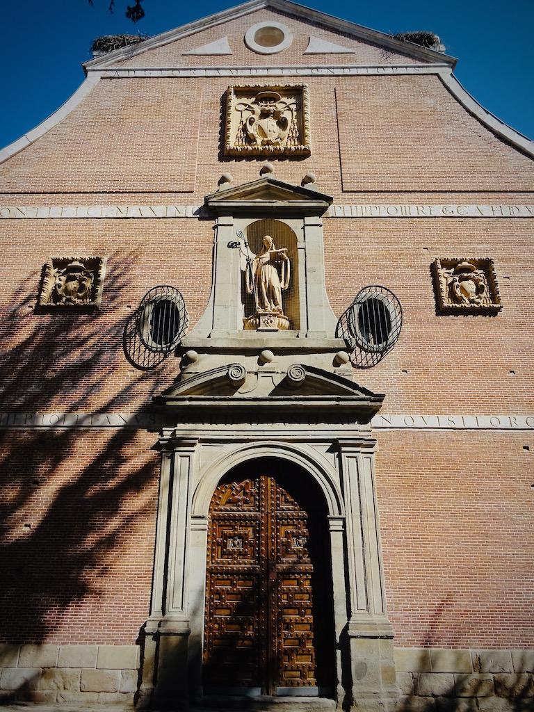 Alcala de Henares Covento San Bernardo