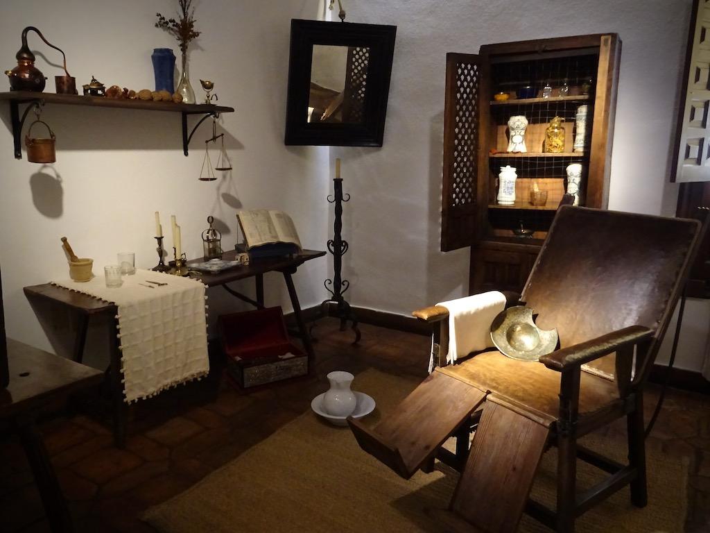 Alcala de Henares Don quixote museum bureau