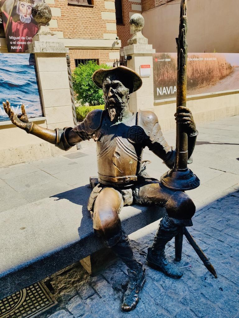 Alcala de Henares Don Quichotte