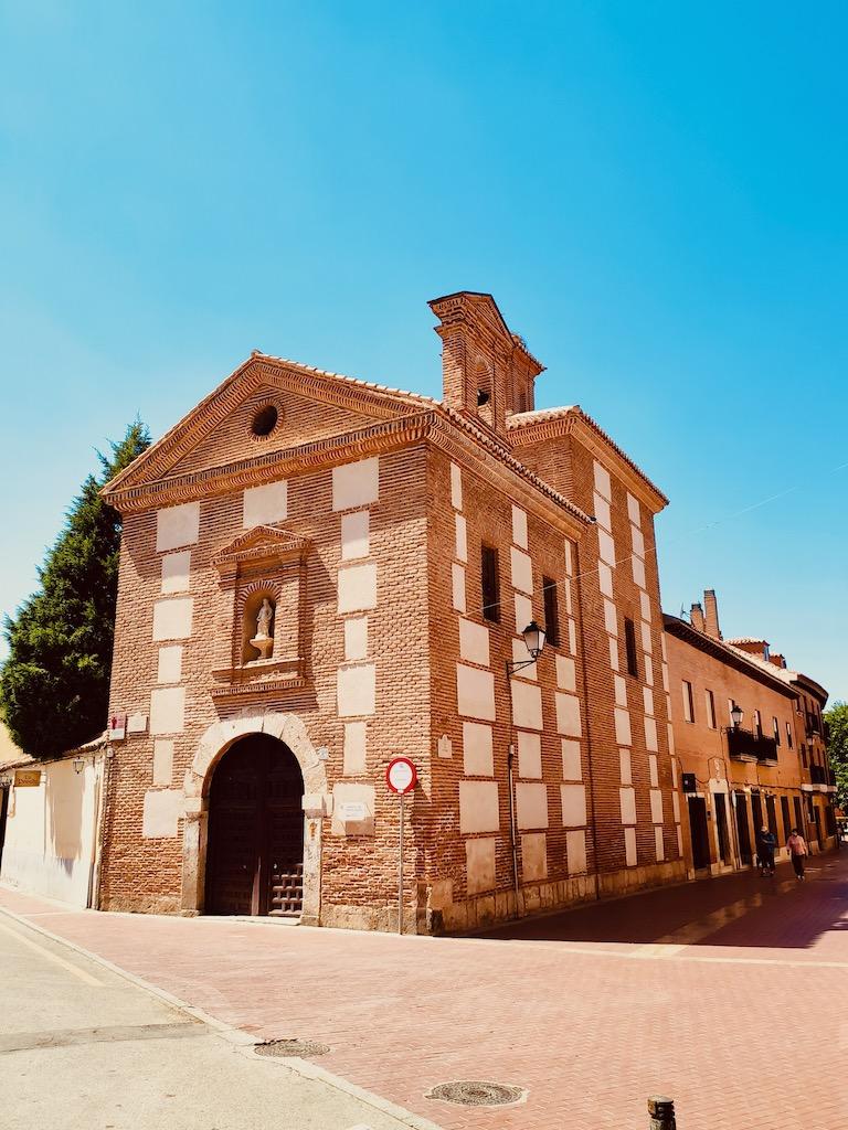 Alcala de Henares Ermitage De Santa Lucia