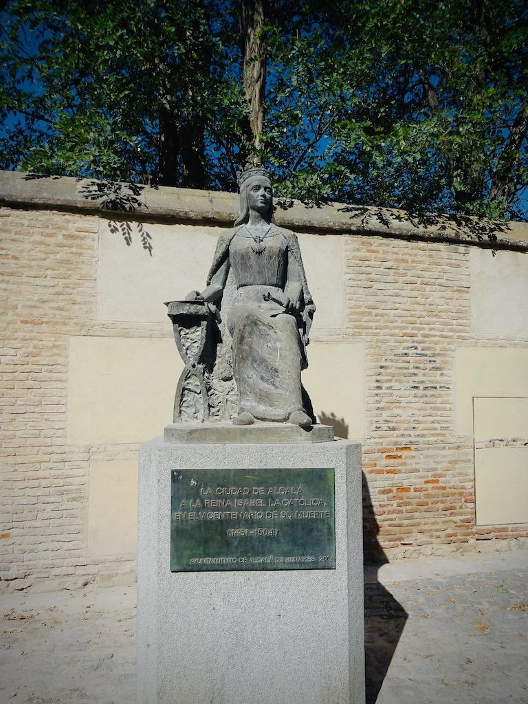 Alcala de Henares Isabelle la Catholique
