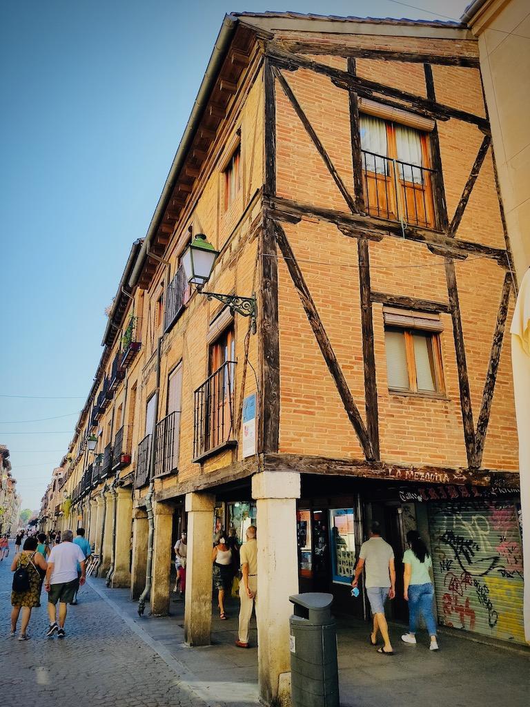 Alcala de Henares ancien quartier juif
