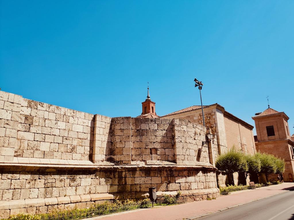 Alcala de Henares remparts