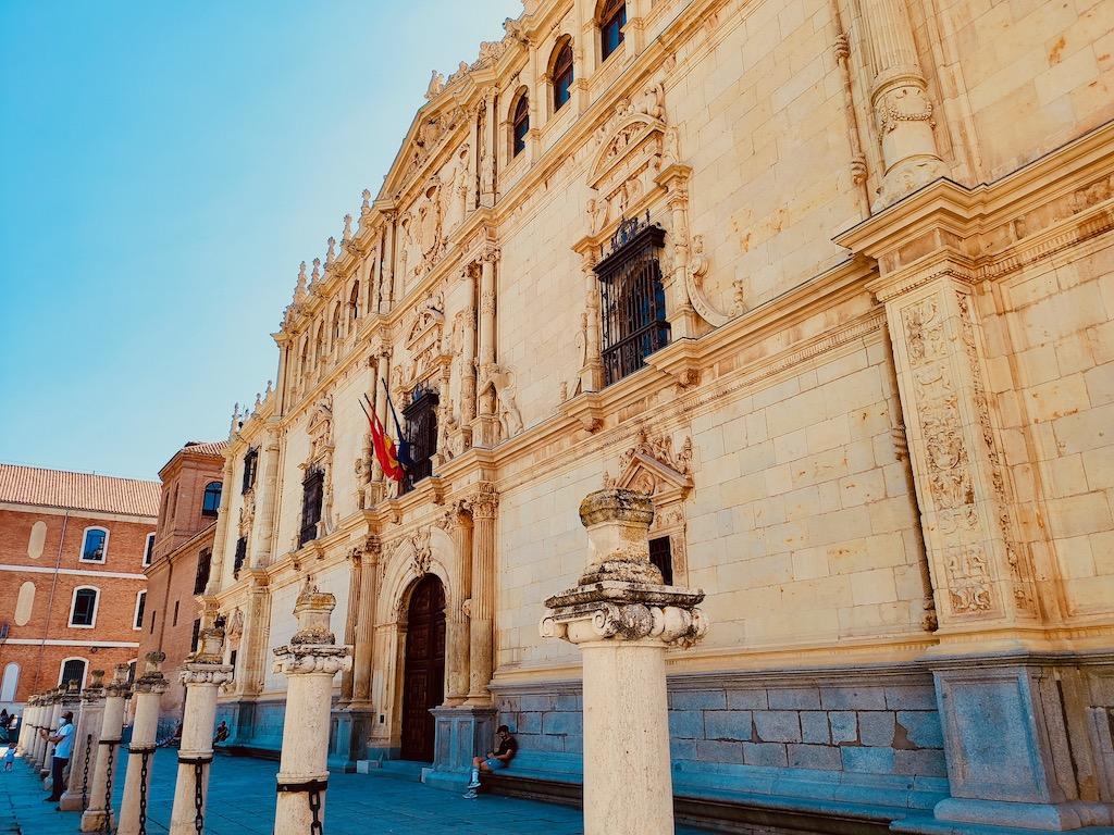 Alcala de Henares San Ildefonso universite