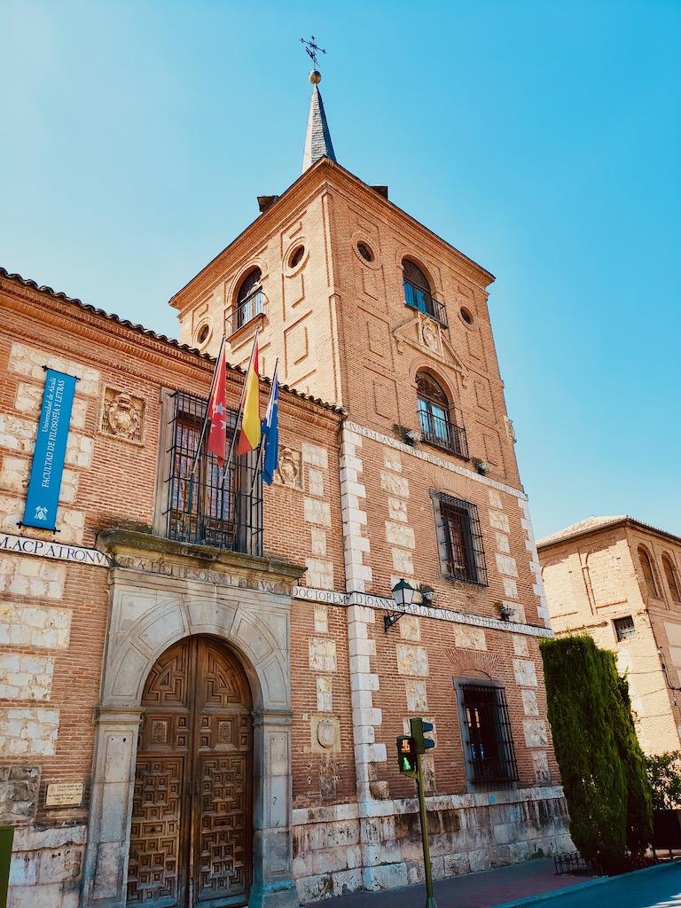 Alcala de Henares University des lettres