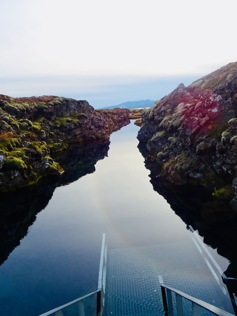 Thingvellir National Park Silfra fault