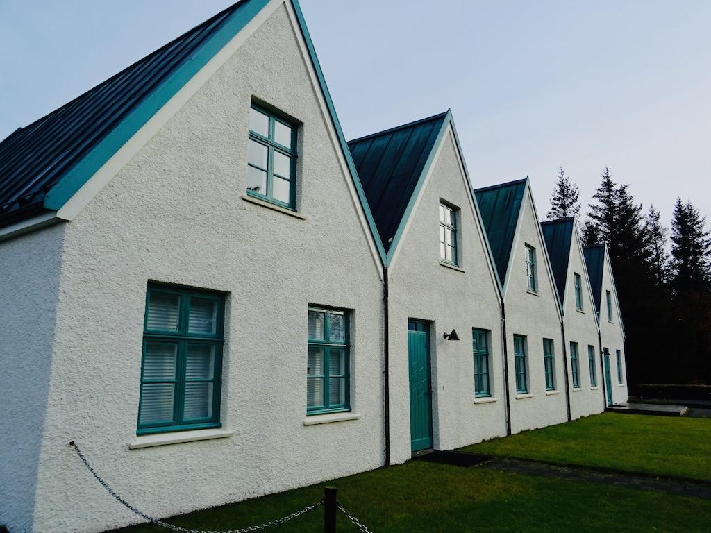 Thingvellir National Park prime minister summer house