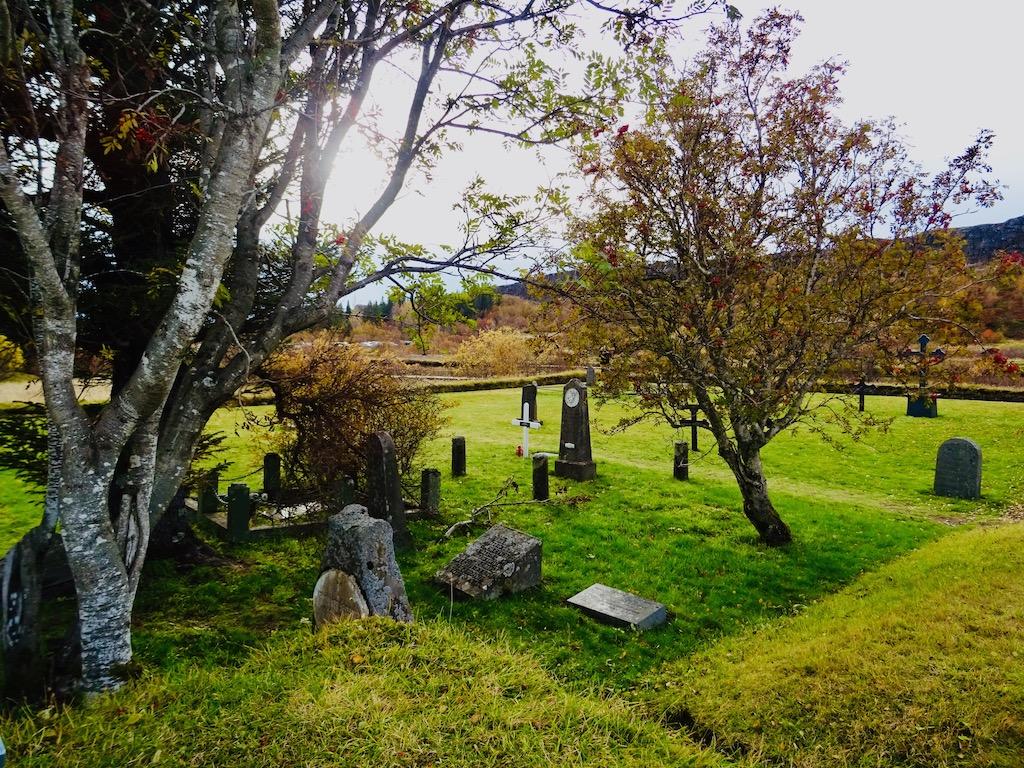 Thingvellir National Park Parish Cemetery